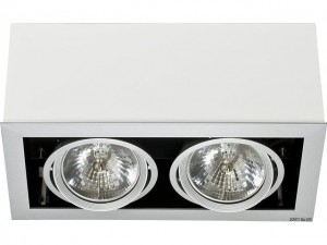 DOWNLIGHT BOX WHITE II 5306 NOWODVORSKI
